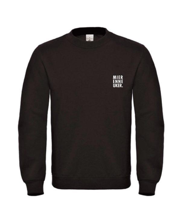 soBAD.-Mierenneuker-sweater zwart