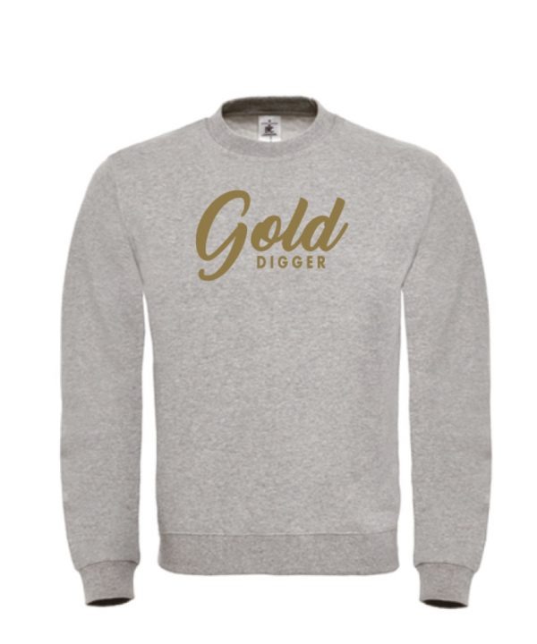 Sweater - Golddigger - soBAD.