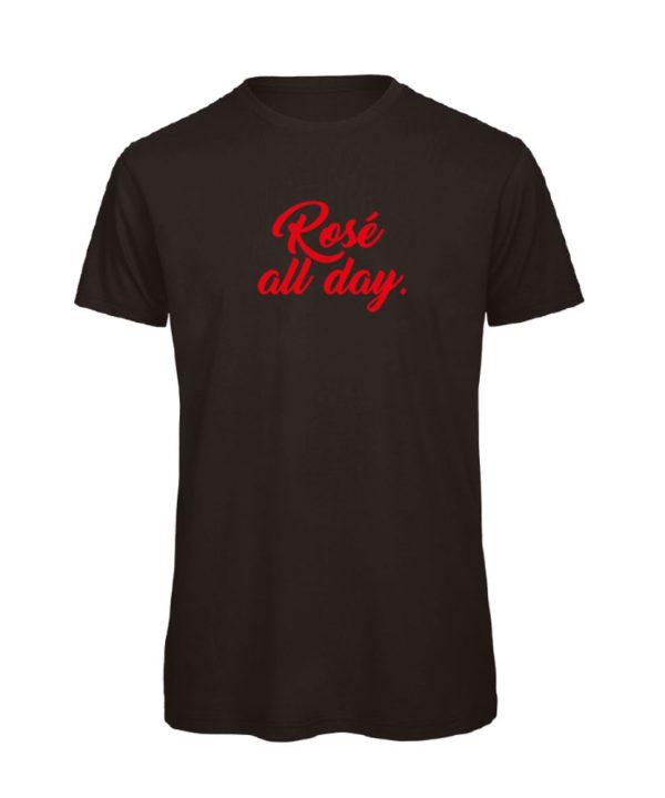 Shirt - Rosé all day - soBAD.