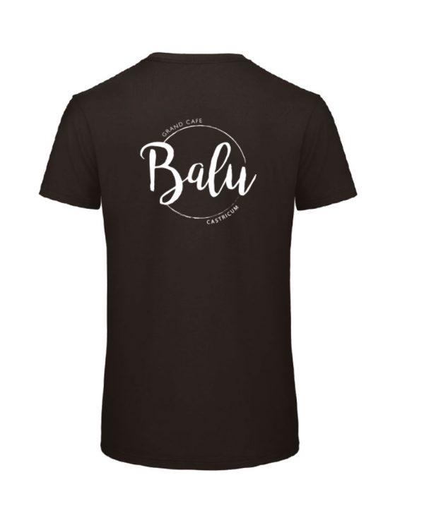 T-shirt zwart - Cafe Balu Castricum