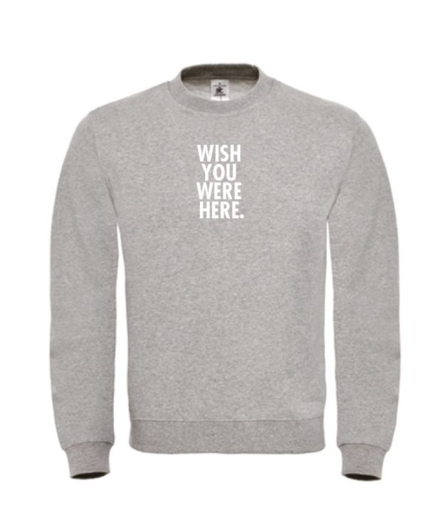 Sweater - Wish you were here - sobad.
