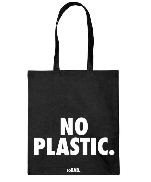 Bags - No plastic - soBAD.
