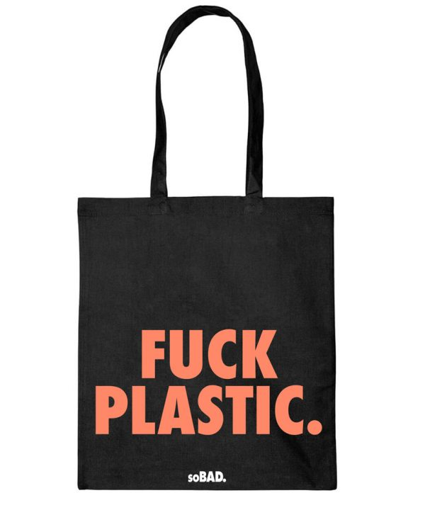Bags - Fuck plastic. - soBAD.