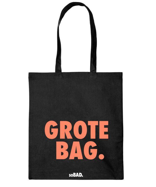 Bags - Grote bag. - soBAD.
