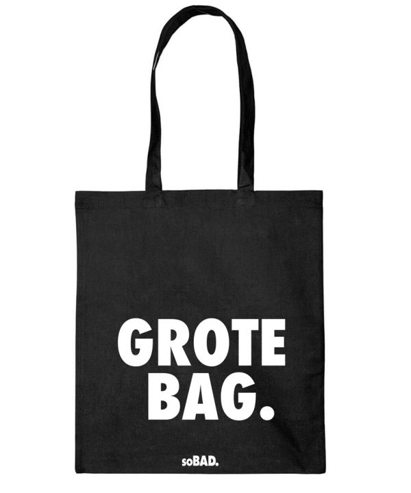 Bags - Grote bag. - soBAD.