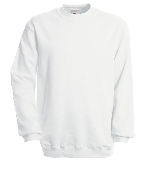 Premium Sweater - White