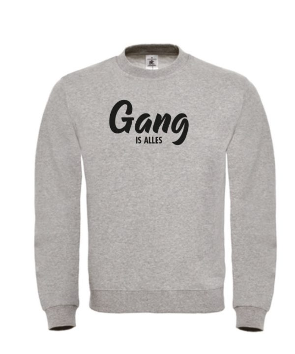Sweater - Gang is alles - soBAD. Wintersport