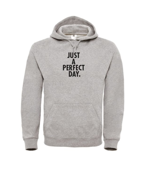 Hoodie - Just a perfect day - sobad