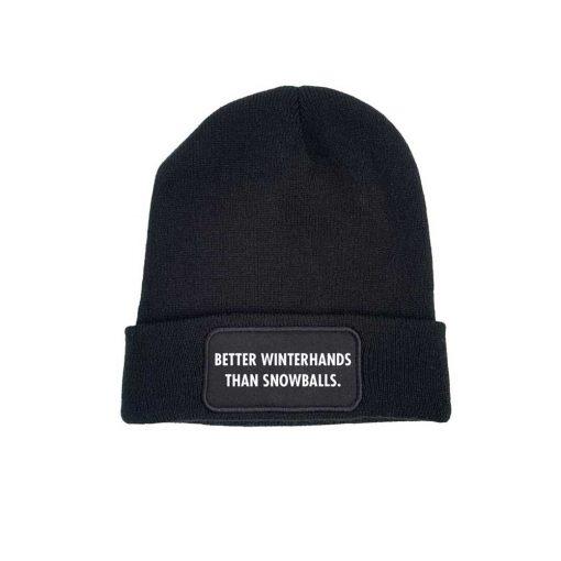 Muts - Better winterhands than snowballs - soBAD.