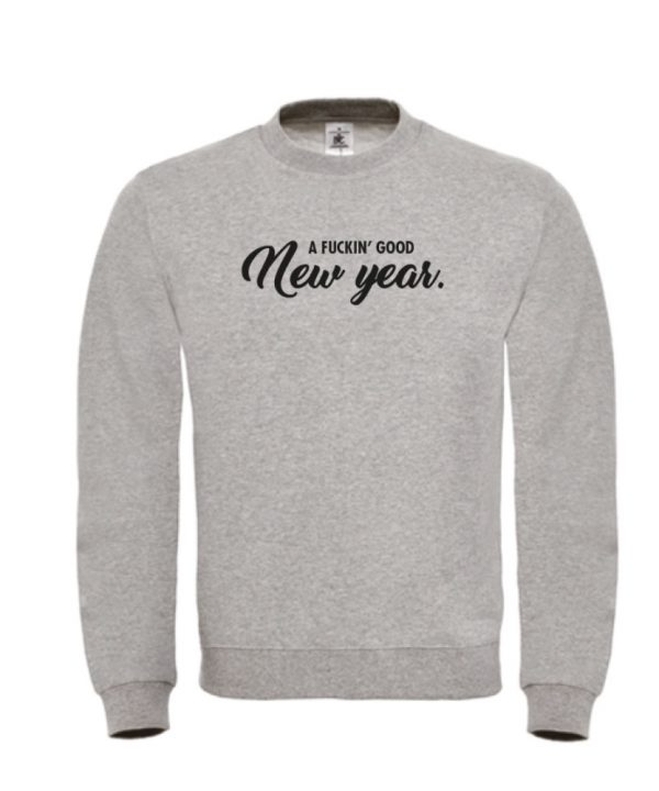 Sweater - a fuckin' good new year