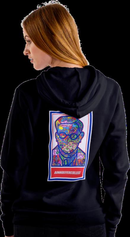 Bonhoeffer hoodie - soBAD.