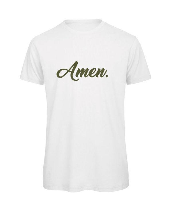 T-shirt Amen - soBAD.