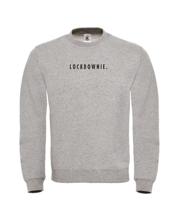 Sweater - Lockdownie - Corona - soBAD.