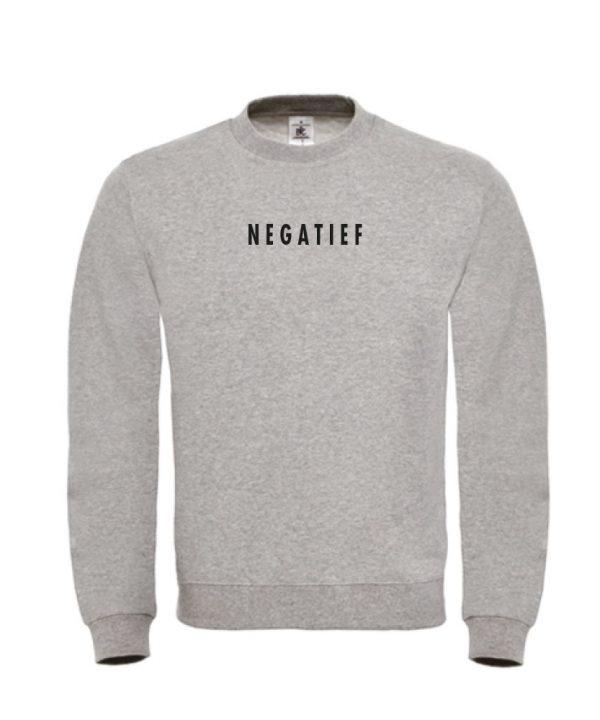Sweater - Negatief - Corona - soBAD.