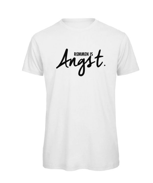 T-shirt-Angst is remmen-soBAD.
